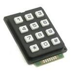 Membuat LED Matriks sebagai output, pengembangan dari Keypad Matriks(input)