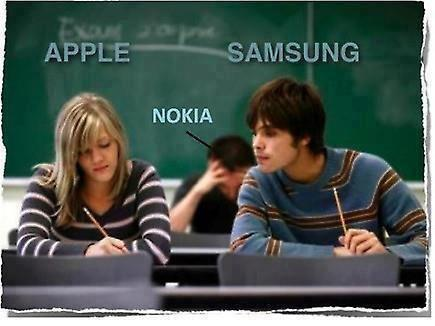samsung apple cheating