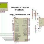 RTC DS 1307 dengan Codevision AVR [1]