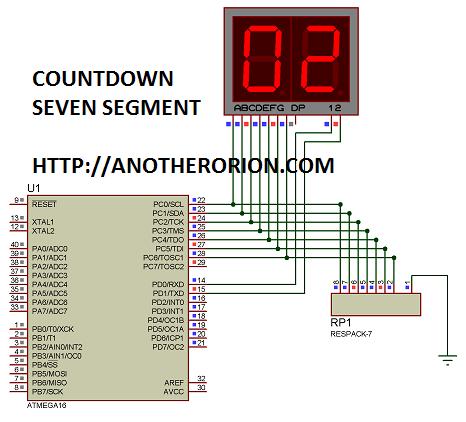 cdown Countdown 7segmen  wallpaper