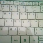 Mengatasi Keyboard Salah Karakter