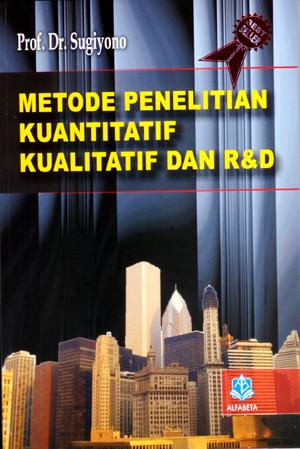 Daftar buku metode penelitian karya Prof Sugiyono