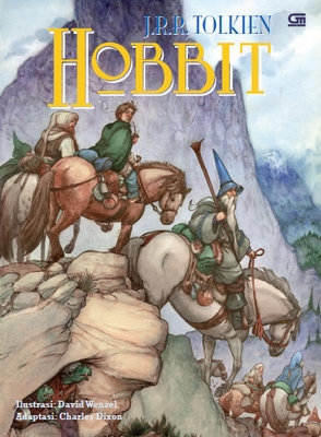jual komik the hobbit murah