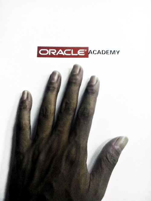 Undangan Training Oracle Academy 2