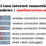 Mengatasi Limited Wireless Connection