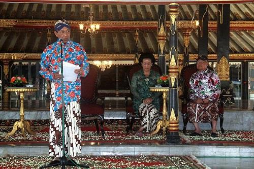 prokontra-sabdatama-sultan-yogyakarta Polemik Kasultanan Yogyakarta pasca sabdatama dan sabdaraja  wallpaper