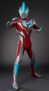 Otaku; Ultraman Ginga 2015