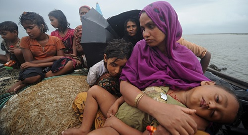rohingya need helps