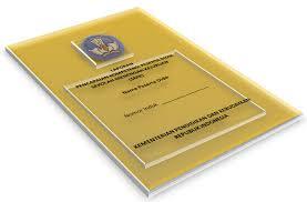 buku raport laporan hasil belajar siswa