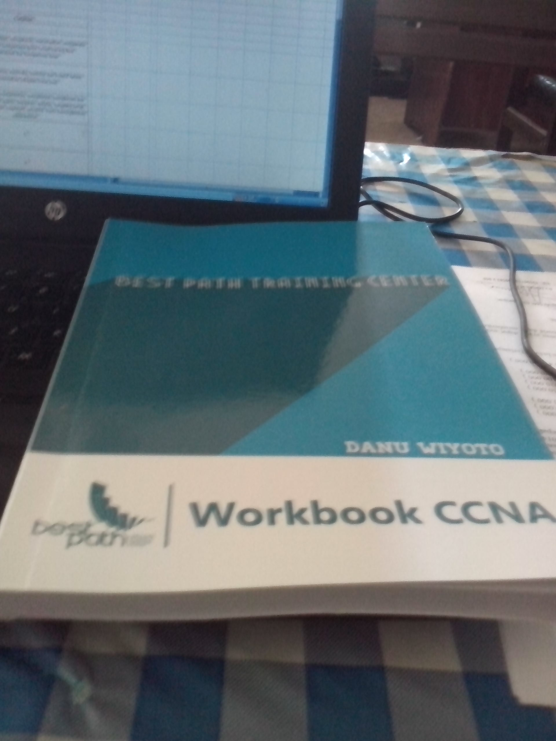 buku belajar cisco workbook ccna best path