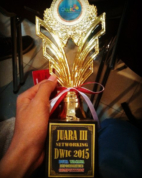 Third Place Second Time DWIC