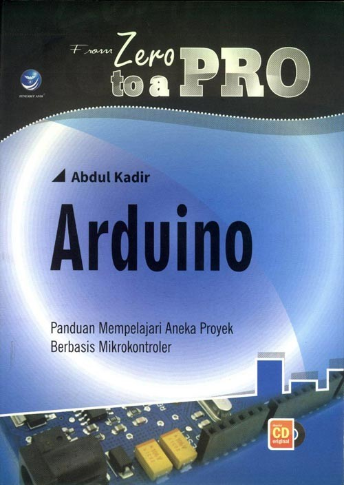 [Buku] From Zero to Pro Arduino