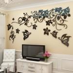Inspirasi Desain Pajangan Dinding untuk Ruang Tamu