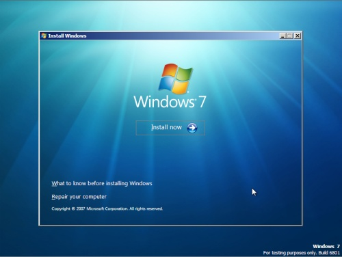 win7install1 7 Cara mengatasi laptop lemot  wallpaper