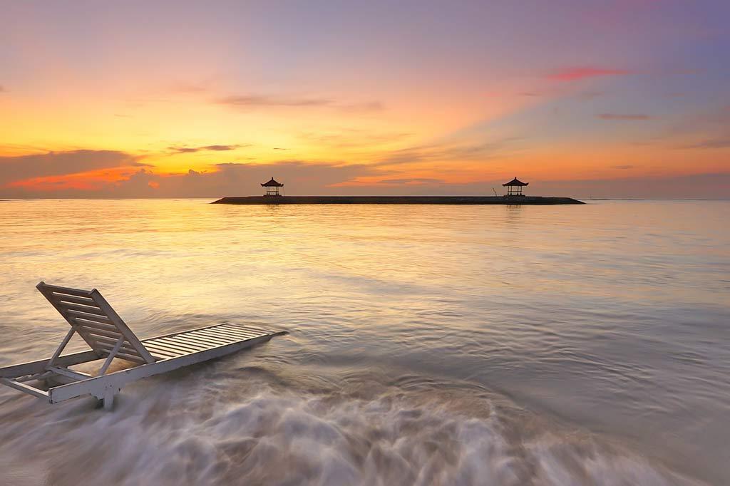 best view sanur beach bali