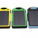 Energi matahari sebagai energi alternatif untuk perangkat elektronik