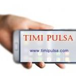 Timi Pulsa Server Pulsa di Bogor Dengan Pelayanan dan Transaksi Cepat