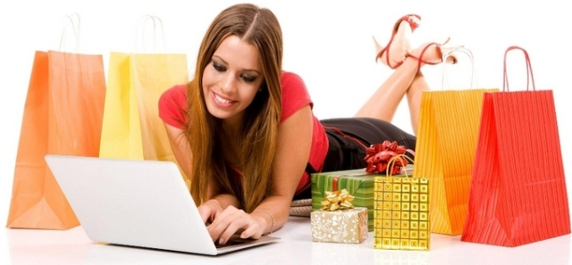 shopping-from-home Tips Aman Belanja Online  wallpaper