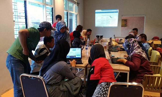 16790181_669505089897577_258621322584653824_n Mewarnai Indonesia, Kelas Blogging Gratis Bareng Pojok Duta Damai  wallpaper