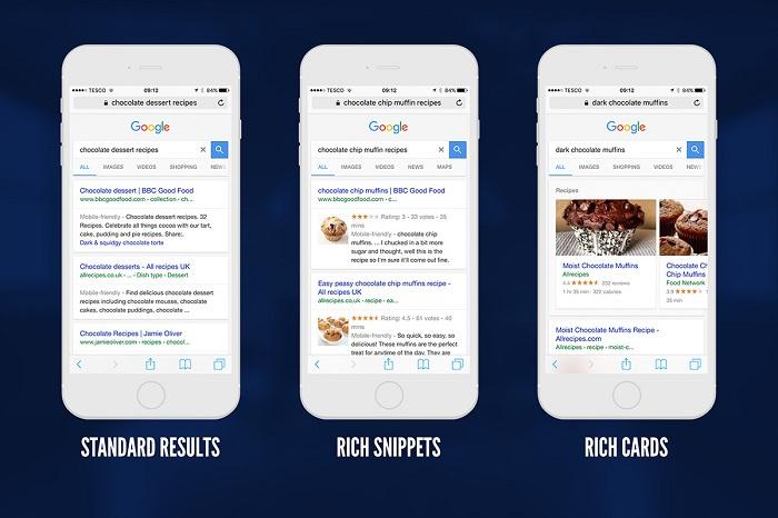 webmaster google untuk optimasi rich cards
