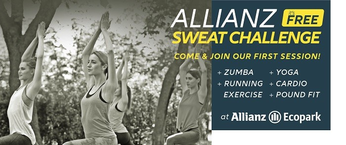 allianz-sweat-challenge Meniti Hidup Sehat Bersama Allianz Sweat Challenge  wallpaper