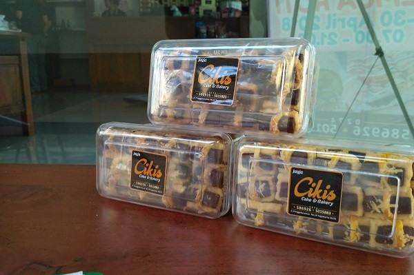 Diskon Cikis Cake and Bakery 30% All Item