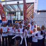 Asian Games Torch Relay Solo