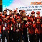 Olimpiade Olahraga Siswa Nasional 2018
