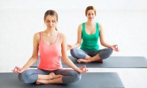 praktisi yoga cantik dan sehat