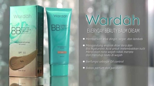 Wardah Everyday BB Cream Natural, Solusi Kecantikan Wajah