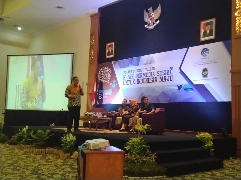 bijak bermedia sosial untuk indonesia maju yogyakarta
