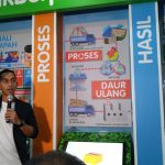 Launching Zona Kebaikan Air Danone Aqua