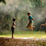 Sehat ala Permainan Anak Jaman Dulu