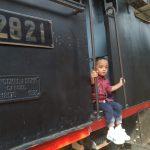 Berpetualang ke masa lalu di Museum Kereta Api Ambarawa