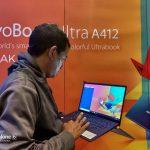 Semangatkan Hidupmu dengan ASUS VivoBook Ultra A412DA