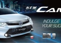 harga toyota all new camry hybrid