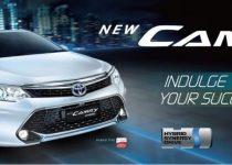 Harga Camry Hybrid Mobil Mewah dengan Kenyamanan Ekstra