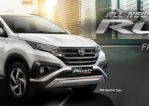 harga toyota all new rush 2019