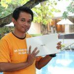 Apa saja yang diperkenalkan ASUS Indonesia di Gathering Blogger Yogyakarta?