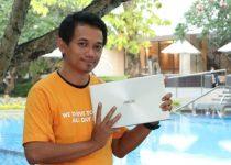 laptop tertipis di dunia asus UX333FN
