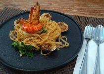 signature seafood pasta oldtown jogja c simanjuntak