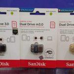 Bebaskan Memory Smartphonemu dengan USB OTG SanDisk Dual Drive