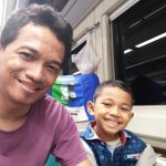 Nyaman Bertamasya Bareng Keluarga Bersama Kereta Api