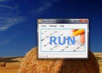 Mengatasi error exambro client, auto balik ke menu run