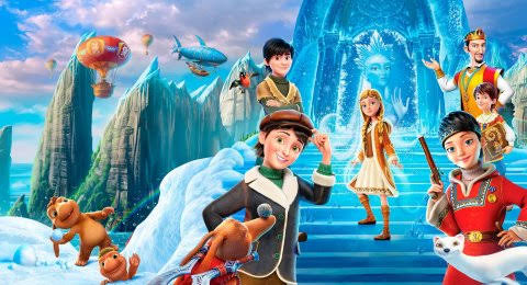 jadwal pemutaran film snow queen mirror lands cgv