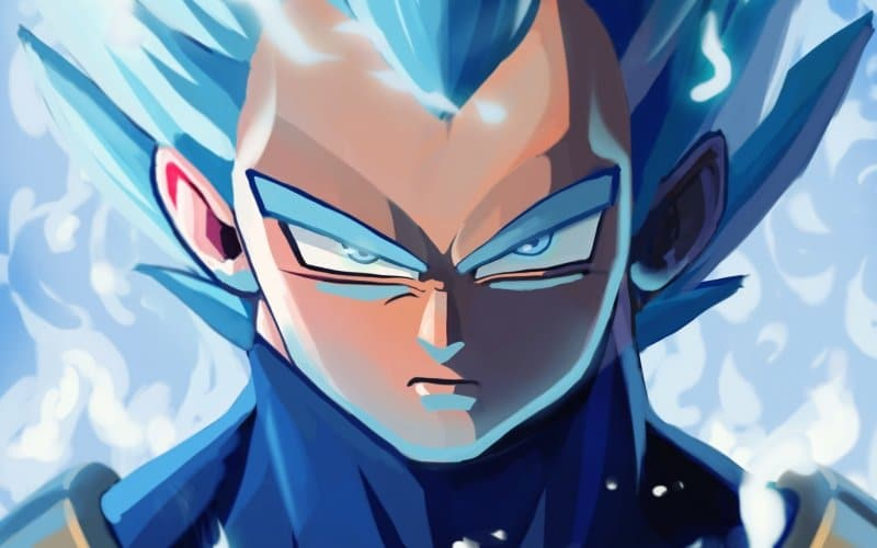 angry-vegeta-art the day number 2