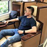 Nikmati Kemewahan Naik Kereta Gajayana Luxury Rute Malang-Jakarta