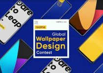 realme global wallpaper contest