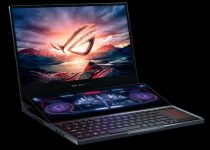 Zephyrus Duo, Dual Screen Pertama di Laptop Gaming