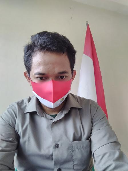 ayo maju bersama masker untuk indonesia